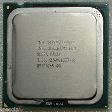 Intel Core 2 Duo E8500 8500 - 3.16 GHz Dual-Core SLB9K UNBOXED CPU ONLY WARRANTY