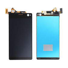 For Sony Xperia C4 LCD Display Touch Screen Digitizer Assembly Replacement Black