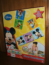 Cardinal Mickey Mouse Clubhouse Floor Dominoes Game For Kids 3+ (New)