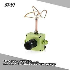 JF-01 800TVL CMOS FPV AIO Camera +5.8G 25mW 40CH Video Transmitter Combo  U8A0