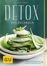 GU Ratgeber: DETOX das Kochbuch ►►►UNGELESEN  ° Nicole Staabs °