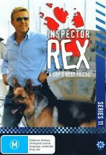 INSPECTOR REX : COMPLETE SEASON 11   - DVD - UK Compatible  -sealed