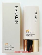 Hanskin Bio Guard Sun Essence Sun Gel 40ml(1.35fl oz)Anti-wrinkle, Brightening,
