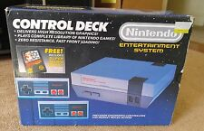 Nintendo NES Console in Box Tested Working Control Deck
