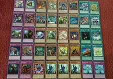 Yu-Gi-Oh Inzektor Insect Deck - 40 cards complete BONUS 5 cards