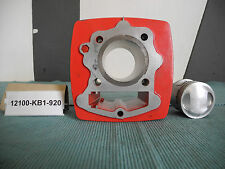 Zylinder mit Kolben Cylinder with piston Honda XL125R New Part Neuteil