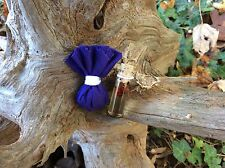 The Emperor Mojo Conjure Bag Success Blessings Protection Hoodoo Root Work