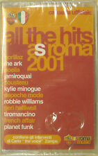 ALL THE HITS  AS ROMA 2001  musicassette sealed DEPECHE MODE ROBBIE WILLIAMS