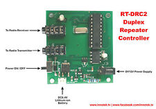 INNOTEK RT-DRC2 Duplex Repeater Controller Module For ICOM Radio DIY