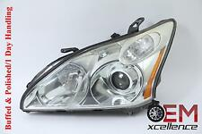 04-09 Lexus Left HID NON AFS Headlight RX330 350 OEM 1 Day Handling Free Ship
