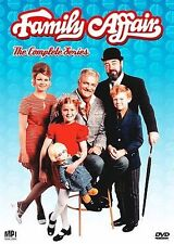 NEW FAMILY AFFAIR THE COMPLETE SERIES DVD SET **FAST SHIPPING** GREAT GIFT ITEM