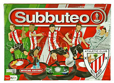 OFFICIAL ATHLETIC BILAO SUBBUTEO BOX SET-PAUL LAMOND TABLE SOCCER-TABLE FOOTBALL