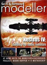 Sci-Fi & Fantasy Modeller #29 USS Enterprise, Dracula, Lost in Space, V, Alien