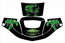 3M SPEEDGLAS 9000 9002 X XF AUTO SW JIG WELDING HELMET WRAP DECAL STICKER SKIN h