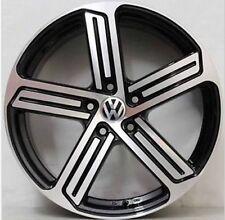 """4 X 19"""" GOLF R STYLE VW AUDI ALLOYS 5X112 VW AUDI SEAT FITMENT STYLE ALLOY WHEEL"""
