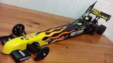 1/10 MEGATECH DARK THUNDER RC TOP FUEL DRAGSTER
