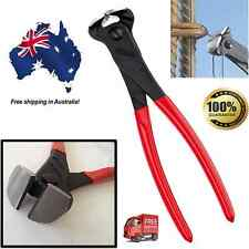"""8"""" End Cutters Steel Fixers Plier Snips Wire Cable Cutting Nippers Nips Cutter"""