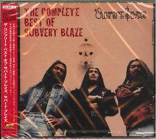SUBVERT BLAZE-THE COMPLETE BEST OF SUBVERT BLAZE-JAPAN 2 CD H75