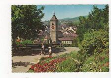 Schaffhausen Kirche St Johann Switzerland Old Postcard 379a