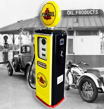 PENNZOIL - MODEL 39 TOKHEIM FULL SIZE GAS PUMP-Recreation Styled