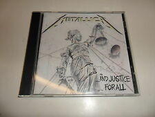 CD METALLICA –... AND JUSTICE FOR ALL