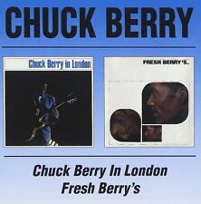 Chuck Berry In London/Fresh Berry's 2on1 CD NEW SEALED
