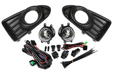 NEW 2012-15 Toyota Scion iQ Halogen Fog Lights - Auer Automotive