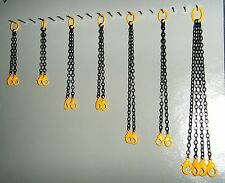 Evot - Crane Lifting Chains Authentic Liebherr Yellow. Crane / Truck Accessories