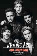 One Direction Who We Are Hb  BOOK NEW