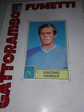 Figurine Calciatori Vianello Napoli Anno 71/72  Panini