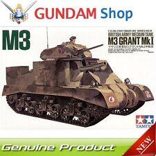 TAMIYA British Army Medium Tank M3 Grant Mk I 1/35 Military Ser No 35041 JAPAN