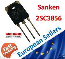 Sanken 2SC3856 / C3856 TO-3P Japan - Transistor NPN 180V 15A 130W - NEW