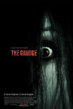 The Grudge Original Double-Sided One Sheet Rolled Movie Poster 27x40 NEW 2004