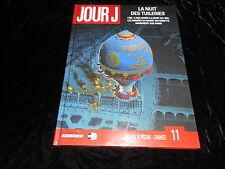 Duval / Pécau / Calvez : Jour J 11 Delcourt DL 2012 1ère édition