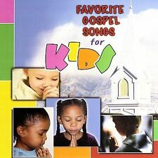 FREE US SH (int'l sh=$0-$3) NEW CD Various Artists: Favorite Gospel Songs for Ki