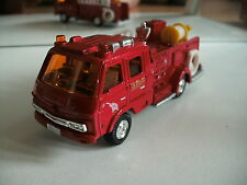 Tomica Dandy Nissan Diesel Chemical Fire Engine in Red on 1:58