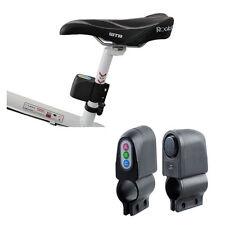 Blocco Allarme Moto Bicicletta Ciclomotore Ciclismo Security suono forte nero