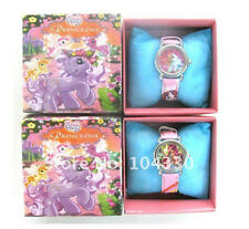 HORSE & WESTERN JEWELLERY JEWELRY  KIDS  GIRLS MY LITTLE PONY WATCH PINK