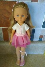 """Corolle-Les-Cheries-Doll-13"""" Blonde Camille"""