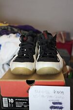 Vintage 1997  Nike Foamposite Pro Pearl OG Size 10 Air Pippen Hoh One