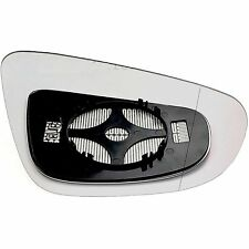 Right Driver Side WIDE ANGLE HEATED WING DOOR MIRROR GLASS VW Golf MK6 09-12