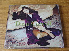CD Single: Dina Carroll : Escaping