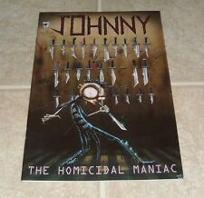 Johnny The Homicidal Maniac #1 Jhonen Vasquez RARE