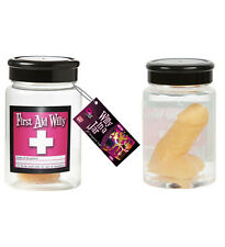 WILLY IN A JAR NOVELTY 1 PER PACK HEN STAG NIGHT PARTY ACCESSORIES PENIS JOKE