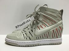Nike Dunk Sky Hi 2.0 Joli Wedge Light Bone 802813 001 Women's Size 6.5 No Lid