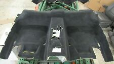 04-10 BMW E60 INTERIOR REAR CARPET BLACK OEM 550I 545I 530I 525I M5 OEM 4311