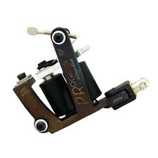 Newest Chrome Steel Rotary Tattoo Machine Gun For Shader/Liner Metal Motor A004