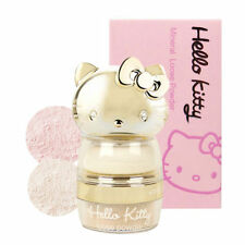 Sanrio Hello Kitty New Make Up Mineral Loose Powder Face BABY PINK White Powder