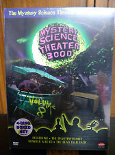 Mystery Science Theater 3000 Collection - Vol. 8 (DVD, 2005, 4-Disc Set)