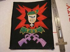Army Vietnam FOB FORWARD OPERATING BASE Pocket Patch SOG Special Forces
